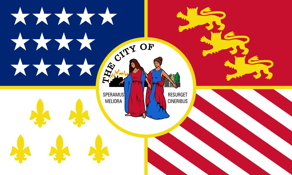 Flags of US Cities